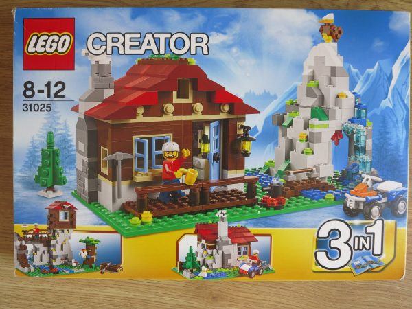 náhled LEGO Creator 31025 Horská Bouda