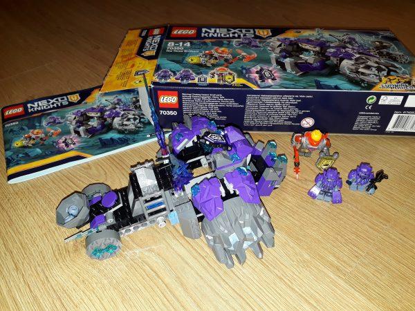 náhled LEGO Nexo Knights 70350 Tři bratři