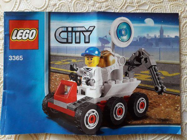 náhled Lego city vozítko
