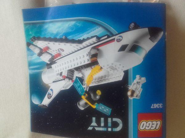 náhled Prodám Lego City 3367 Vesmírná loď