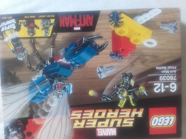 náhled Prodám Lego Super Heroes 76039