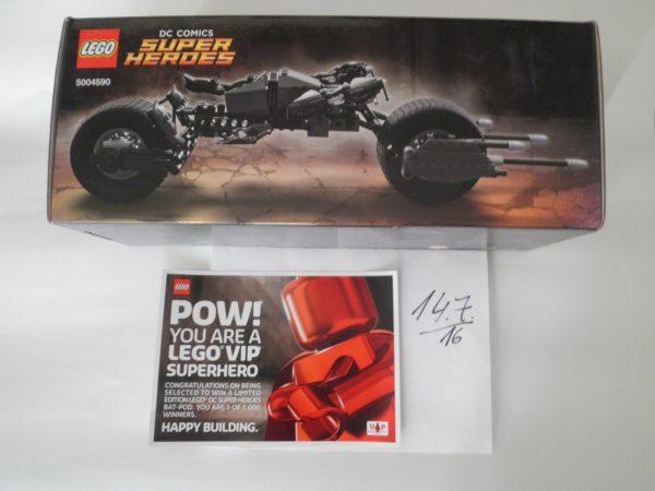 náhled Lego DC Comics Super Heroes 5004590 Bat-Pod