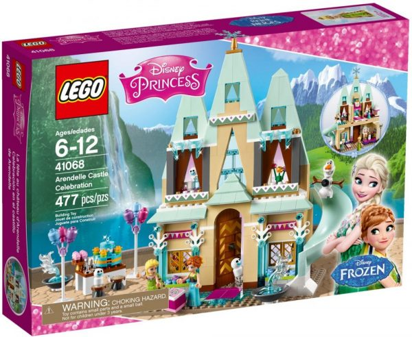 náhled LEGO Disney Princess - Oslava na hradě Arendelle