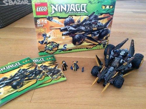 náhled LEGO ninjago - cole útočí .