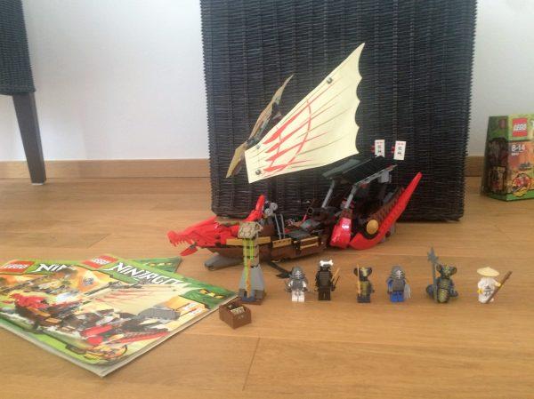 náhled Lego Ninjago 9446 Odměna osudu