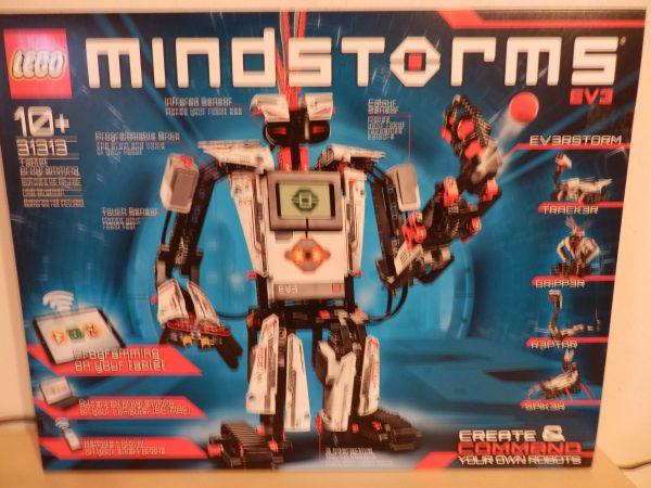 náhled Prodám nové Lego Mindstorms 31313EV3