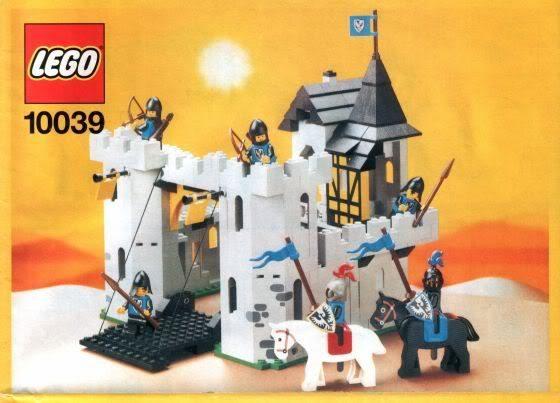 náhled Koupím lego hrad 6074