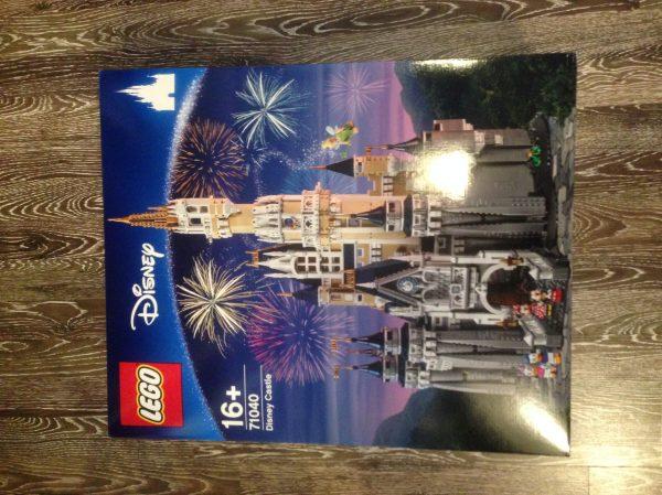 náhled Nove Lego Disney 71040