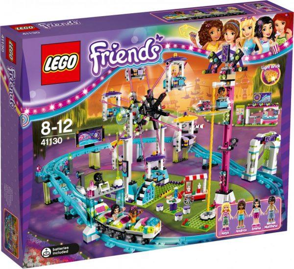 náhled LEGO® Friends 41130 Horská dráha v zábavním parku
