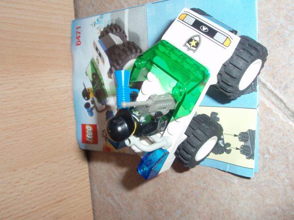 náhled Lego City 6471 - Policejní patrola