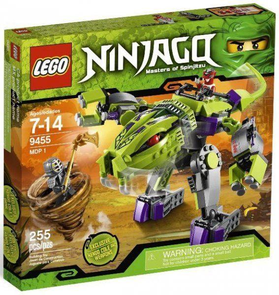 náhled Lego Ninjago 9455 Robot Fangpyre PC 1499 Kč