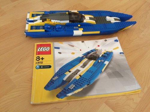 náhled LEGO Creator 4402