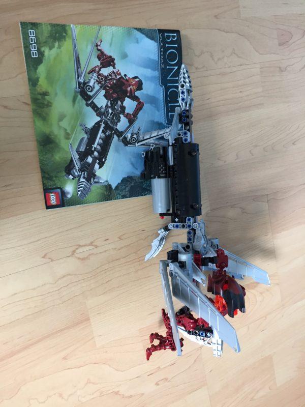 náhled Lego Bionicle 8698 Vultraz