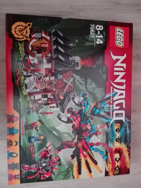 náhled Prodám LEGO NINJAGO 70627
