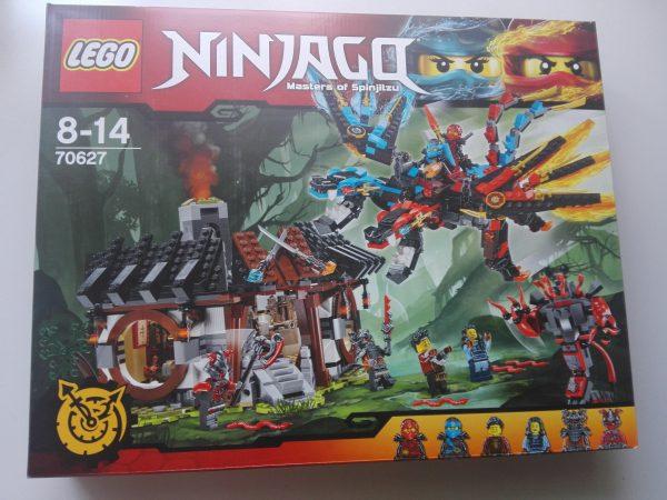 náhled Nové Lego Ninjago