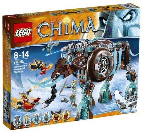 náhled Prodám stavebnici Lego CHIMA Maulův ledový mamut