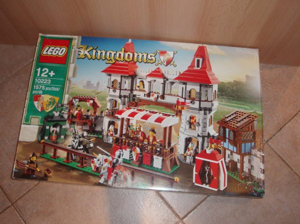 náhled Lego Kingdoms10223 - prázdný box