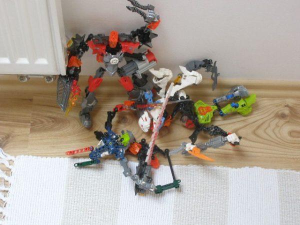 náhled Směs Bioniclů