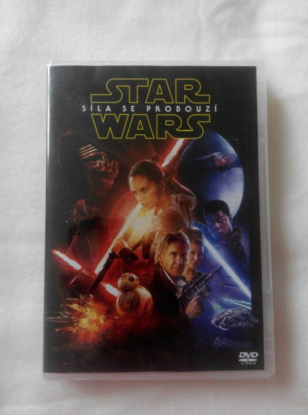 náhled DVD STAR WARS síla se probouzí
