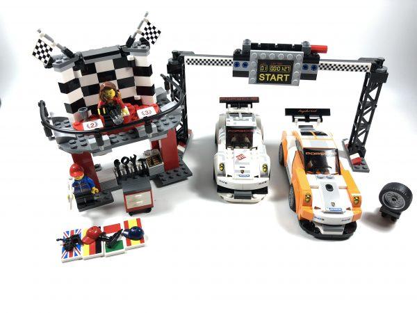 náhled 75912 - Porsche 911 GT Finish Line -