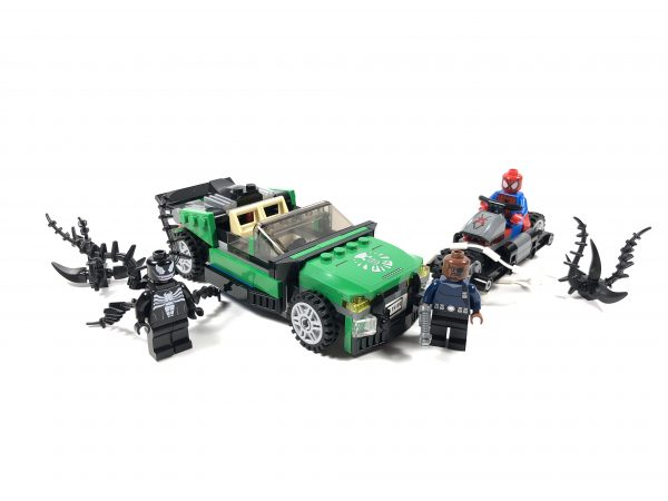náhled 76004 - Spider-man