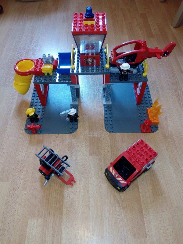 náhled Lego Duplo Hasičská stanice
