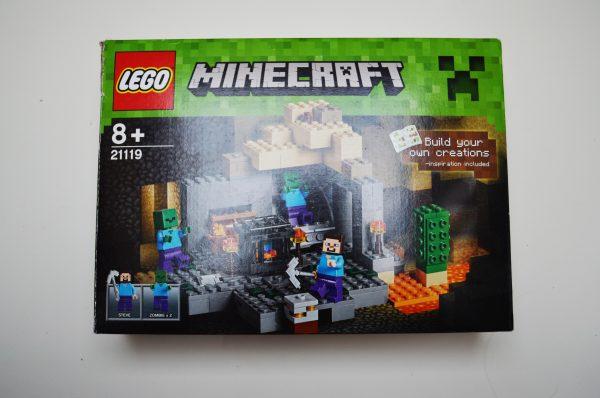 náhled Prodej lego Minecraft Hladomorna