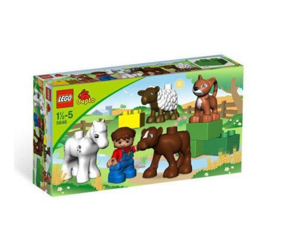 náhled LEGO DUPLO 5646 - farma školka
