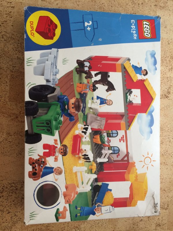 náhled LEGO DUPLO 3618 - velká farma