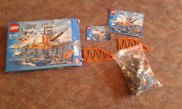 náhled Lego City - Pobřežní hlídka 4210