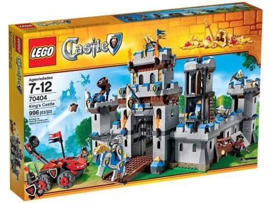 náhled Sháním Lego 70404