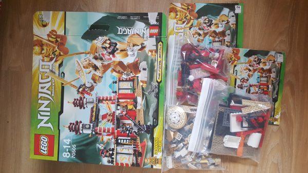 náhled Lego Ninjago Chrám světla 70505