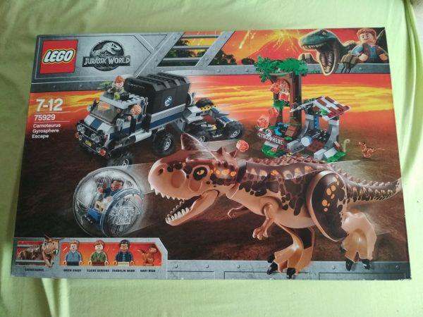 náhled Jurassic world 75929
