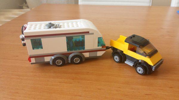 náhled LEGO CITY- karavan