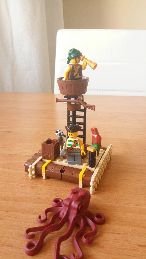 náhled LEGO PIRATES- Kraken útočí