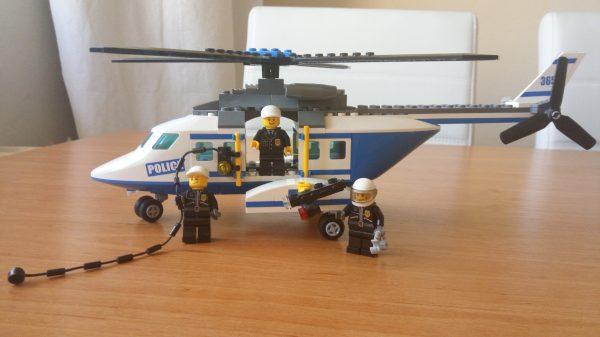 náhled LEGO CITY-policejní helikoptéra