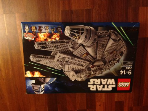 náhled LEGO 7965  Star Wars Millenium Falcon