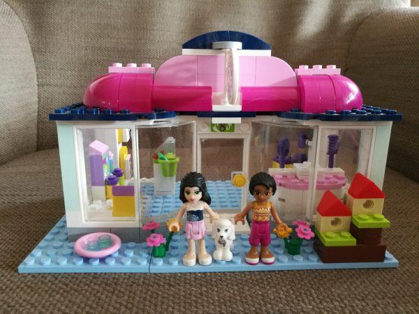 náhled LEGO Friends 41007 Zvířecí salón v Heartlake