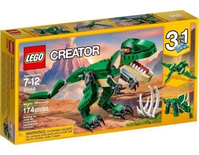 náhled Lego 31058 Úžasný dinosaurus