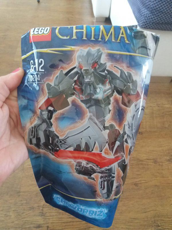 náhled Lego Chima 70204,70205 + figurky