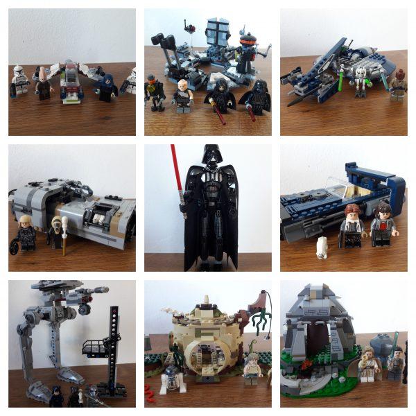 náhled Lego Star Wars