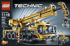 náhled Lego Technic 8053
