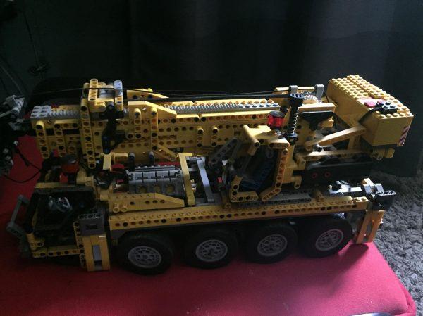 náhled LEGO TECHNIC  8421