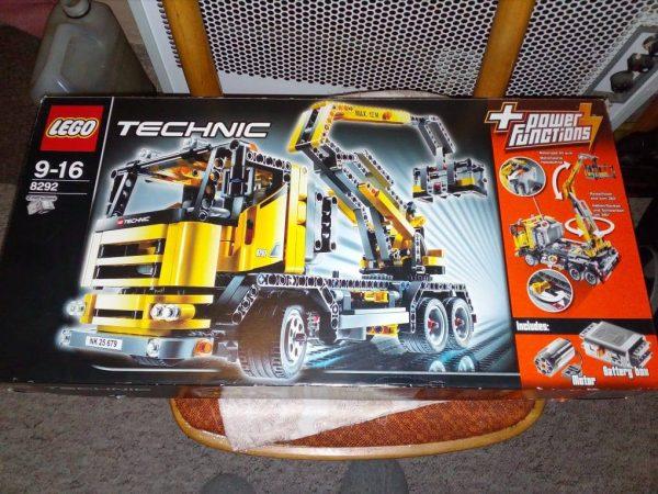 náhled PRODÁM LEGO TECHNIC 8292