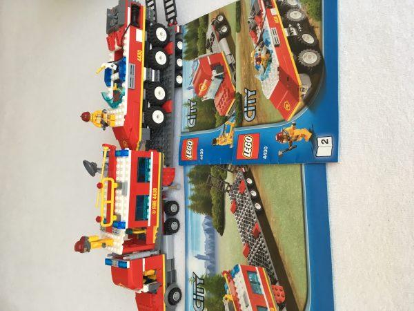 náhled Lego 4430 City Fire Transpoter