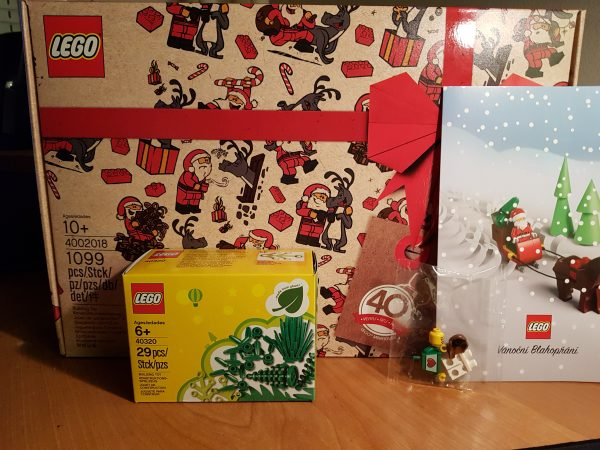náhled Lego 4002018