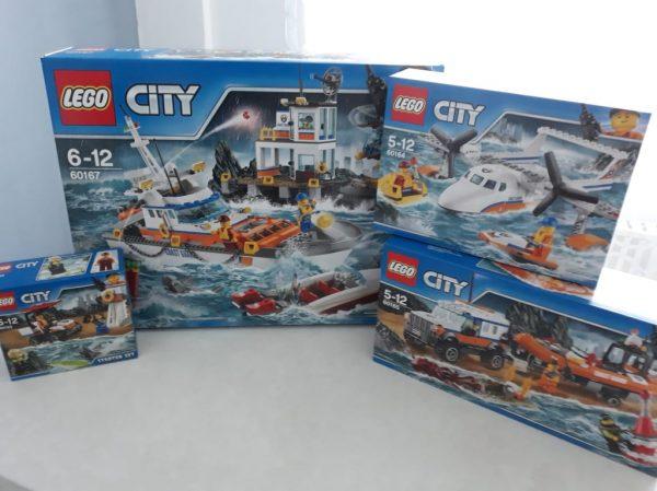náhled Lego city SET