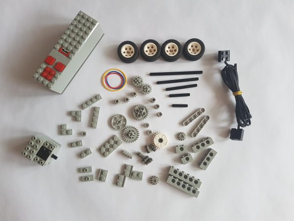náhled Lego 8735 Motor set 9V