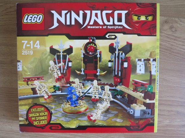 náhled LEGO 2519 NINJAGO Skeleton bowling
