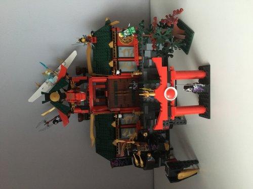 náhled Prodám LEGO Ninjago 70728 (skoro nepoužité)